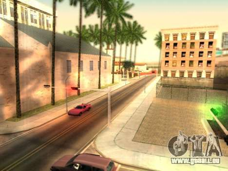 ENBSeries by Krivaseef v2.0 für GTA San Andreas her Screenshot