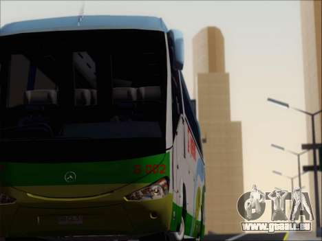 Irizar Mercedes Benz MQ2547 Super Five S 002 für GTA San Andreas Motor