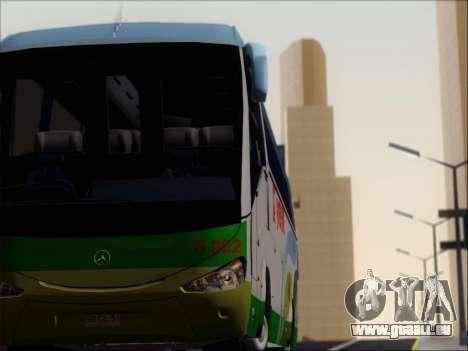 Irizar Mercedes Benz MQ2547 Super Five S 002 pour GTA San Andreas moteur