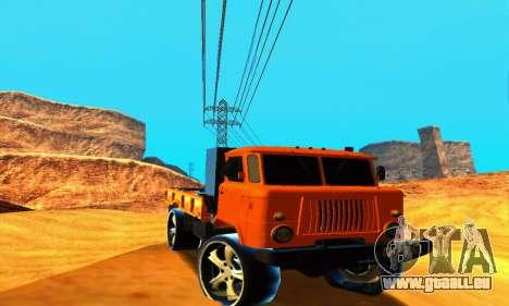 GAZ 66 Caucasus für GTA San Andreas