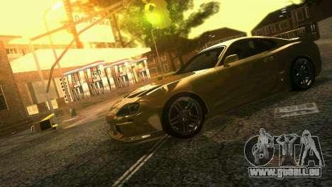 Toyota Supra TRD für GTA Vice City