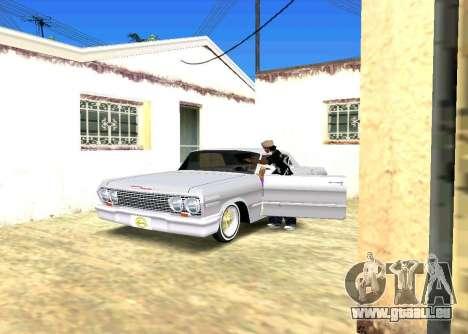 Échange et César pour GTA San Andreas