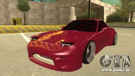 Mazda RX7 FD3S Rocket Bunny für GTA San Andreas