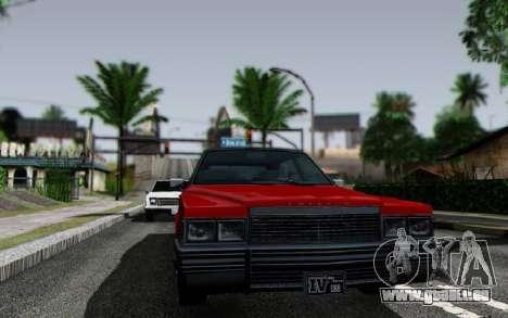 ENB Z Finale pour GTA San Andreas sixième écran