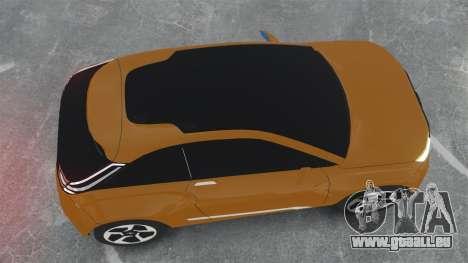 Lada XRay Concept für GTA 4 rechte Ansicht