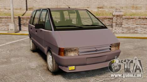 Renault Espace I 2000 TSE für GTA 4