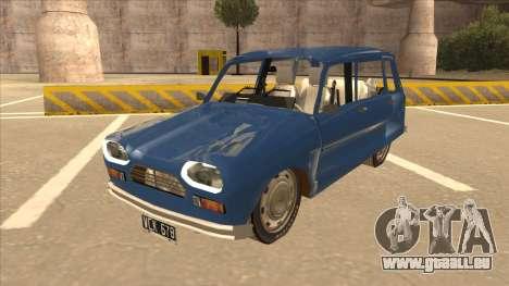 Citroën Ami 8 für GTA San Andreas