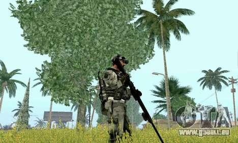 Barrett M82 aus Spiel 4 für GTA San Andreas dritten Screenshot