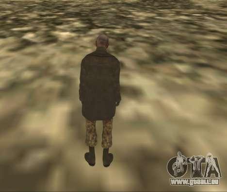 Imran pour GTA San Andreas troisième écran