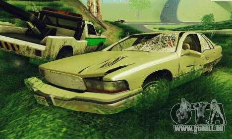Buick Roadmaster cassé pour GTA San Andreas