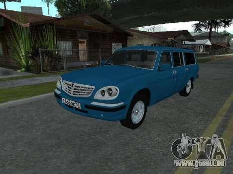 GAZ 311052 pour GTA San Andreas