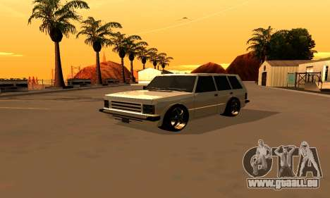 New Huntley pour GTA San Andreas