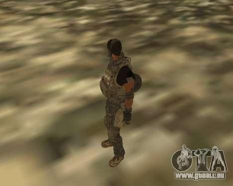 Griggs pour GTA San Andreas