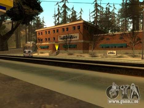 Winter-v1 für GTA San Andreas siebten Screenshot