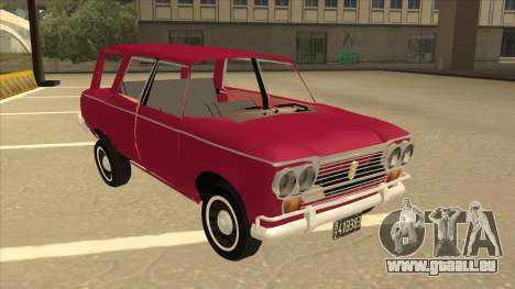 Fiat 1500 Familiar für GTA San Andreas linke Ansicht