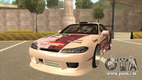 S15 K-ON Itasha pour GTA San Andreas