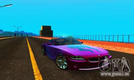 BMW Z4 2005 für GTA San Andreas