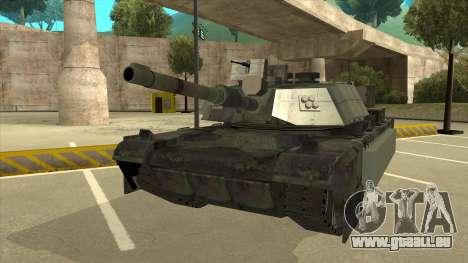 M69A2 Rhino Bosque pour GTA San Andreas