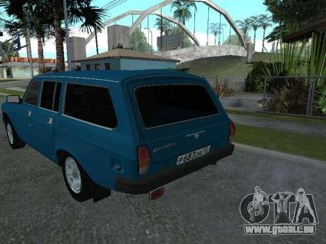 GAZ 311052 pour GTA San Andreas vue de droite