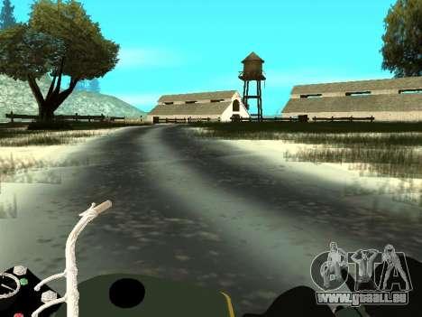 Winter-v1 für GTA San Andreas