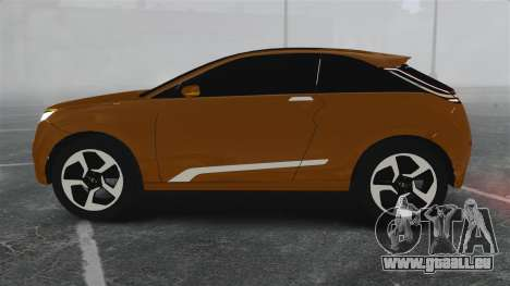 Lada XRay Concept für GTA 4 linke Ansicht