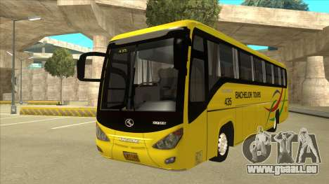 Kinglong XMQ6126Y - Bachelor Tours 435 pour GTA San Andreas