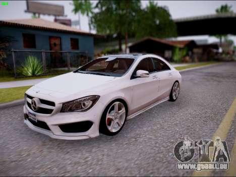 Mercedes-Benz CLA 250 pour GTA San Andreas