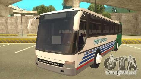 Setra S 315 GT für GTA San Andreas