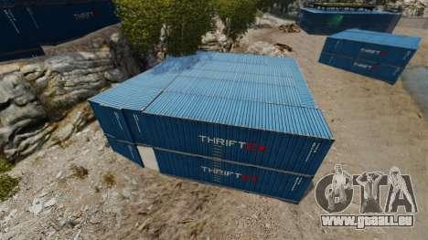Droit d'asile pour GTA 4 quatrième écran