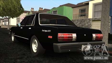 Ford Aspen 1979 für GTA San Andreas rechten Ansicht