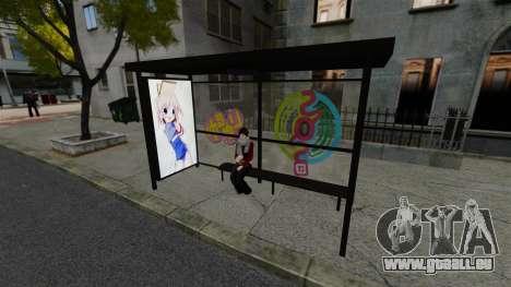Animation japonaise pour GTA 4
