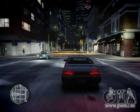 BiXenon v2.0 pour GTA 4 quatrième écran