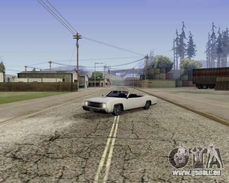 Buccaneer (beta) für GTA San Andreas
