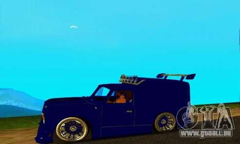 IZH 2715 Novosib Tuning pour GTA San Andreas vue de droite