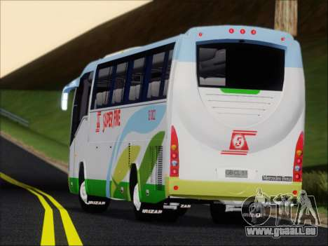Irizar Mercedes Benz MQ2547 Super Five S 002 für GTA San Andreas
