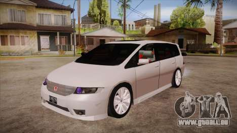 Honda Odyssey v1.5 für GTA San Andreas