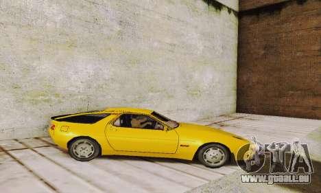 Porsche 928 (1986) v1.1 pour GTA San Andreas laissé vue
