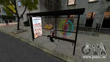 Animation japonaise pour GTA 4 quatrième écran