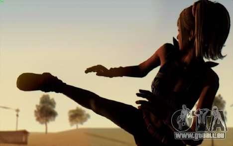ENB Z Finale pour GTA San Andreas quatrième écran