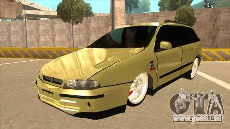 Fiat Marea Weekend pour GTA San Andreas