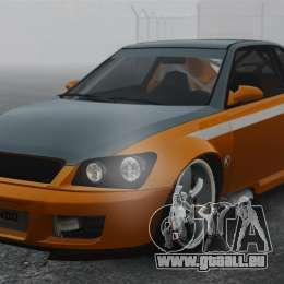Sultan RS v2.5 für GTA 4