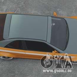 Sultan RS v2.5 für GTA 4 rechte Ansicht