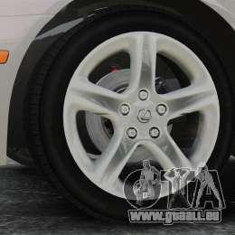 Lexus IS300 pour GTA 4 Vue arrière