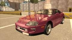 Toyota Supra MKIV für GTA San Andreas