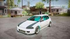 Honda Civic (EG6) Drag Style pour GTA San Andreas