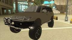 Mitsubishi Montero EDVARD [ERICK] für GTA San Andreas