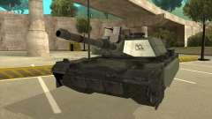 M69A2 Rhino Bosque