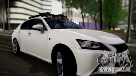 Lexus GS 350 für GTA San Andreas
