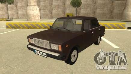 Lada Riva pour GTA San Andreas