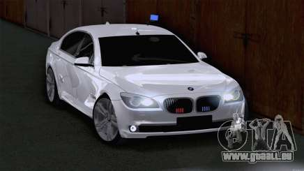 BMW 750i FSB pour GTA San Andreas